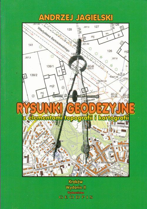 Rysunki geodezyjne z elementami topografii i kartografii, Andrzej Jagielski