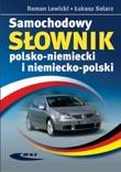 Samochodowy słownik polsko-niemiecki i niemiecko-polski