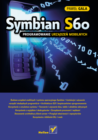 Symbian S60. Programowanie urz�dze� mobilnych