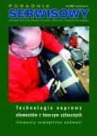 Technologie naprawy elementów z tworzyw sztucznych, Elementy zewnętrzne nadwozia - CD