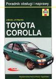 Toyota Corolla od sierpnia 1992 do modeli 1997 (koniec nakładu, egzemplarze uszkodzone - rabat 20%)