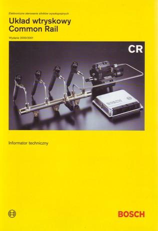 Układ wtryskowy Common Rail Bosch