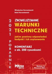 WARUNKI TECHNICZNE jakim powinny odpowiadać budynki i ich usytuowanie 2019 wyd. 13