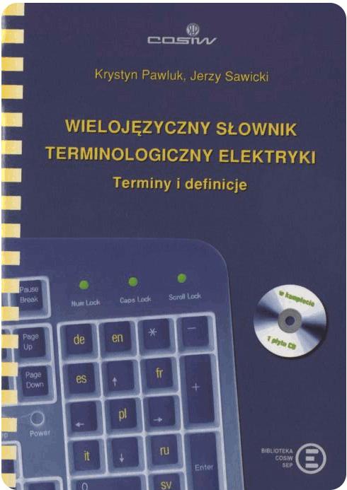 Wielojęzyczny Słownik Terminologiczny Elektryki