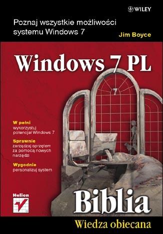 Windows 7 PL. Biblia