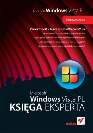 Windows Vista PL. Księga eksperta