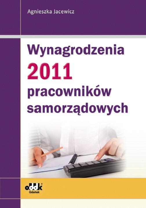 Wynagrodzenia 2011 pracownik�w samorz�dowych