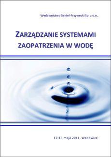 Zarządzanie systemami zaopatrzenia w wodę